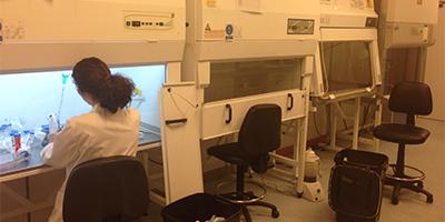 foto laboratorio bioscalar