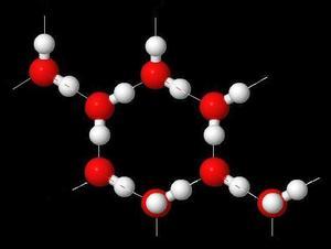 molecula de agua
